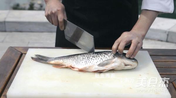 酱烧鲤鱼的做法大全