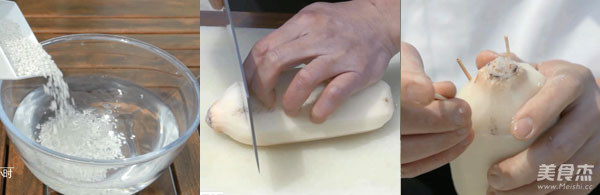 糯米藕的做法大全
