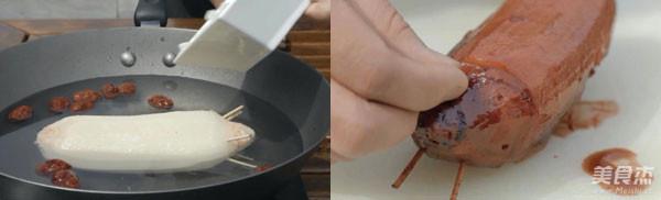 糯米藕的做法图解