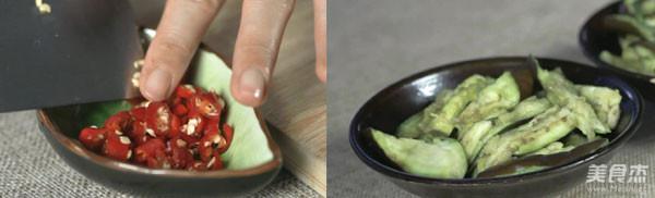 小米椒蒸茄子的做法大全