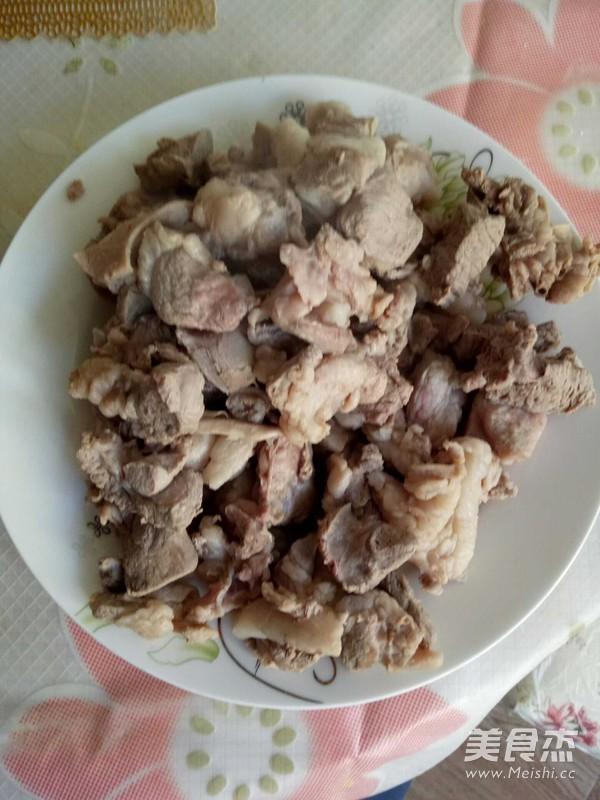 羊肉炖白萝卜的做法大全