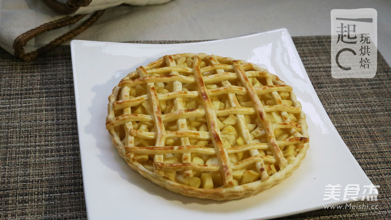 苹果派怎样做
