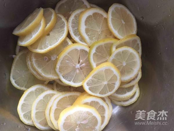 冰糖陈皮柠檬膏的家常做法
