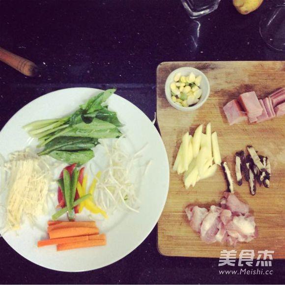 石锅拌饭的做法图解