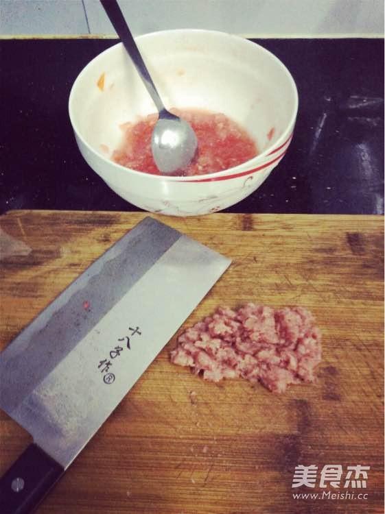 肉酱意粉怎么炒