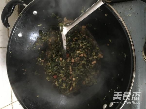 肉末酸菜怎么吃