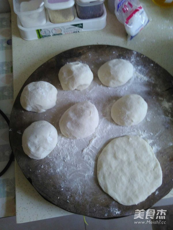猪肉豆角软馅饼的家常做法