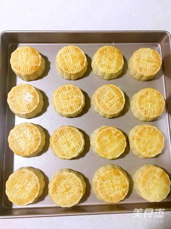芝士奶黄月饼的做法大全