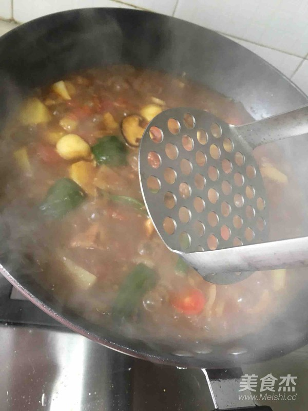 泰国咖喱鸡怎么煮