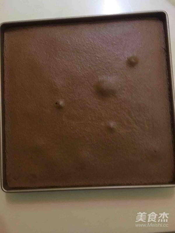 长颈鹿斑纹奶油蛋糕卷的做法大全