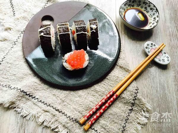 寿司卷怎样做