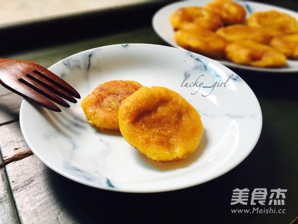 香煎南瓜饼怎么煮
