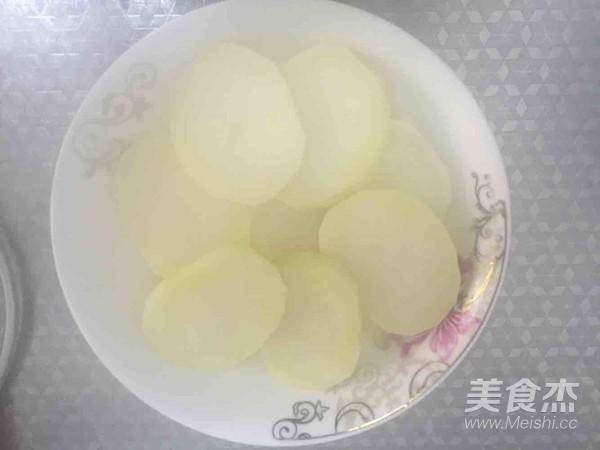 香辣土豆片的家常做法