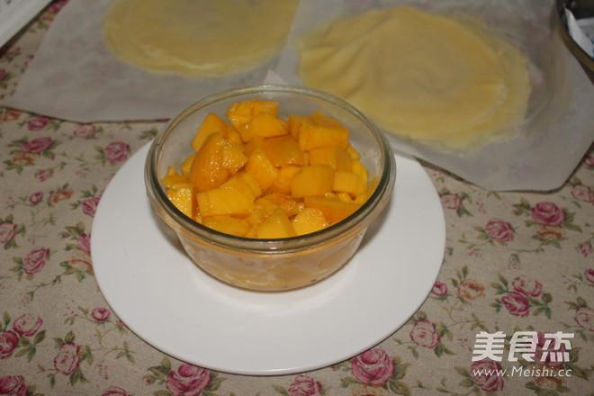 芒果千层饼怎样做