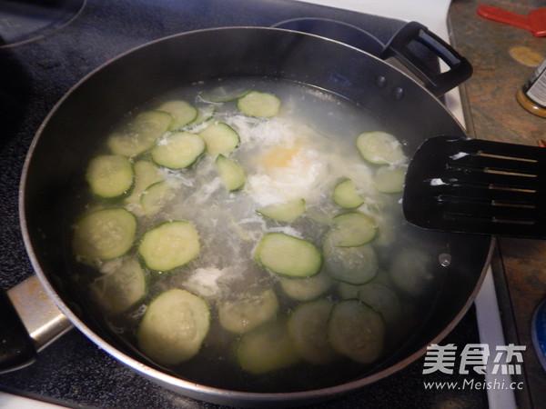 黄瓜鸡蛋 汤怎么炒