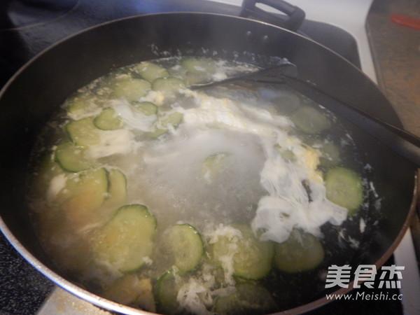黄瓜鸡蛋 汤怎么煮