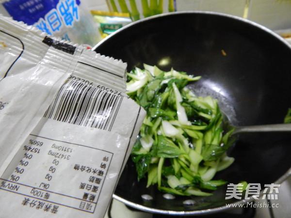 炒青菜怎么吃