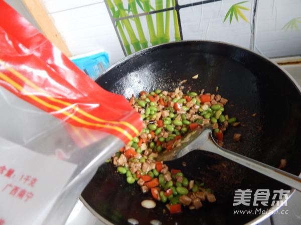 小炒肉丁的制作方法
