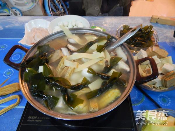 鱼片火锅的做法大全