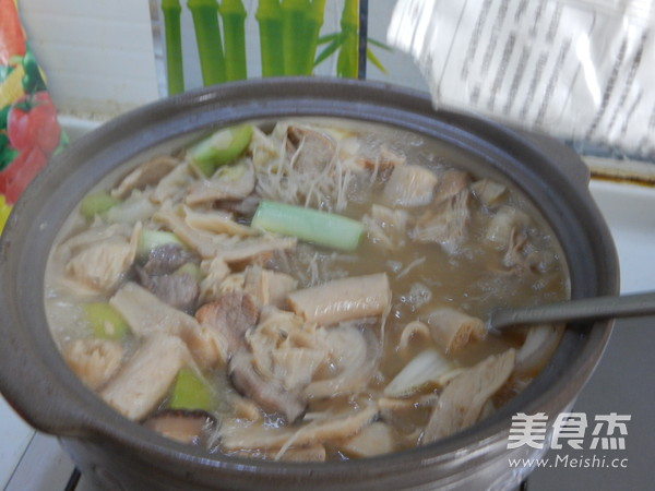 乱炖砂锅菜怎样炒