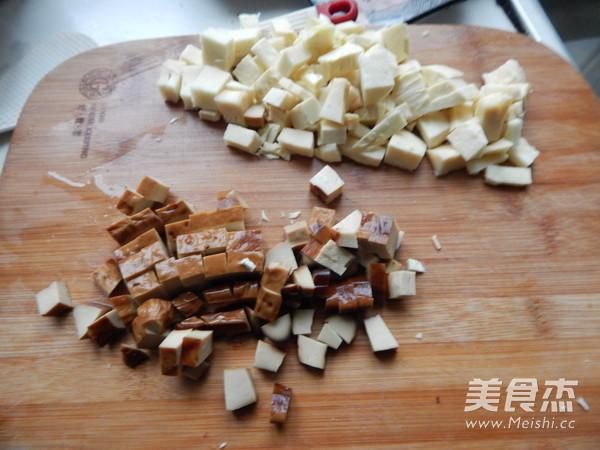 春笋烤豆干的做法大全