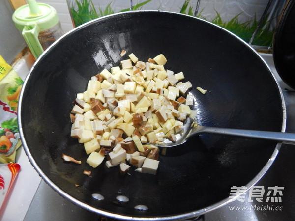 春笋烤豆干怎么煮