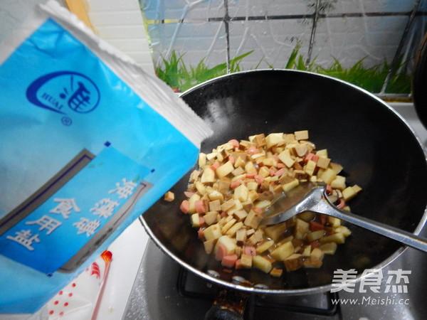 春笋烤豆干怎样煮