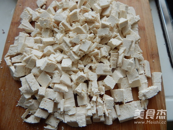 豆腐丸子的做法图解