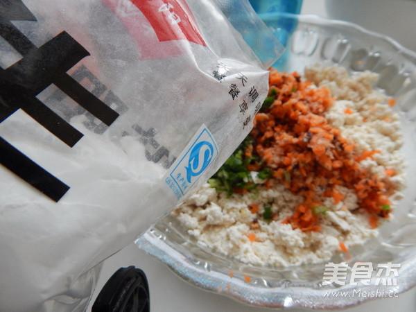 豆腐丸子怎么做