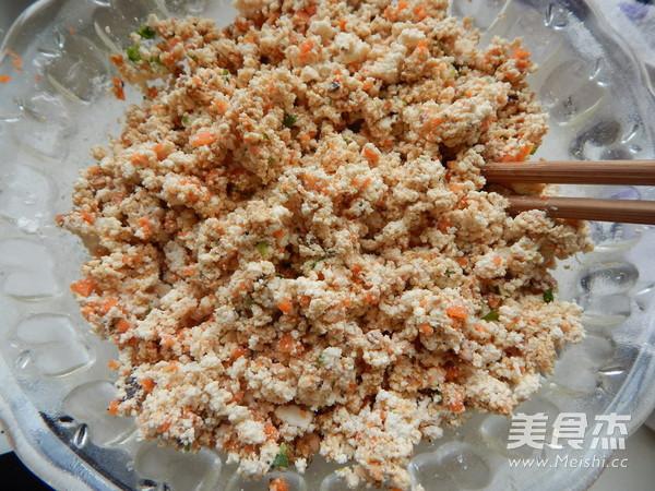 豆腐丸子怎样做