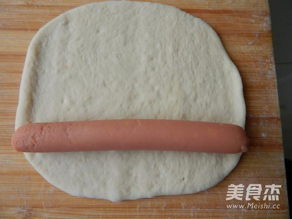 火腿面包怎样煸