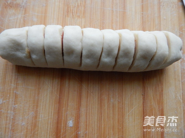 火腿面包怎样炒