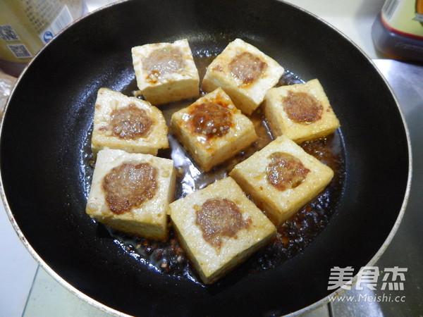 酿豆腐的制作