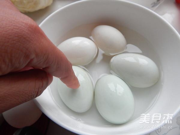 自制咸鸭蛋的简单做法