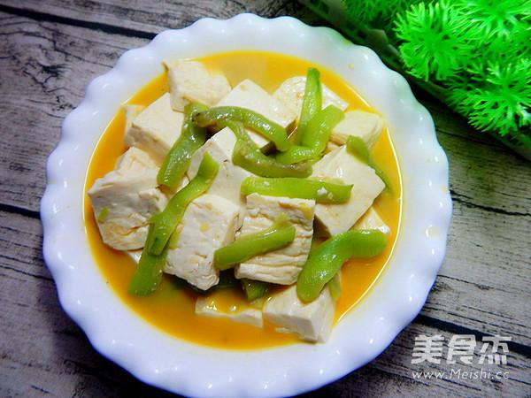 丝瓜烧豆腐怎样做