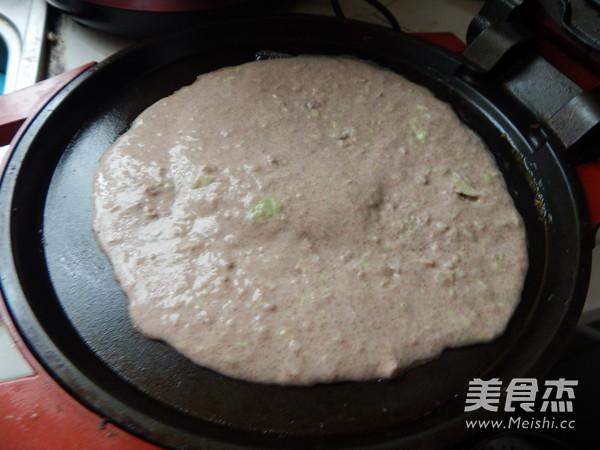 黑麦面包菜煎饼怎么煸