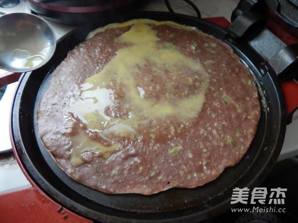 黑麦面包菜煎饼怎样做
