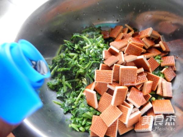 香干拌马兰头怎么煮