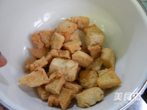 丝瓜烧油豆腐怎么炒