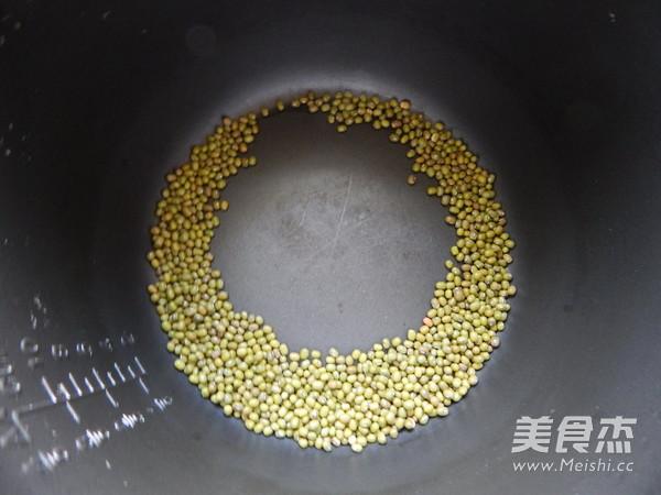 绿豆百合汤的做法大全