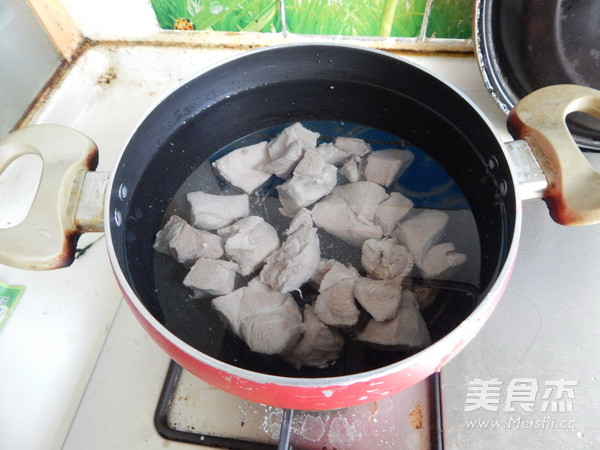 胡萝卜土豆烧牛肉的做法图解