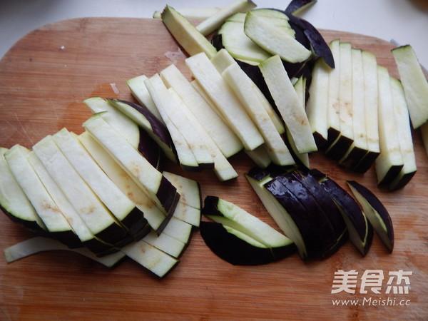 肉末粉丝茄子砂锅煲的做法图解