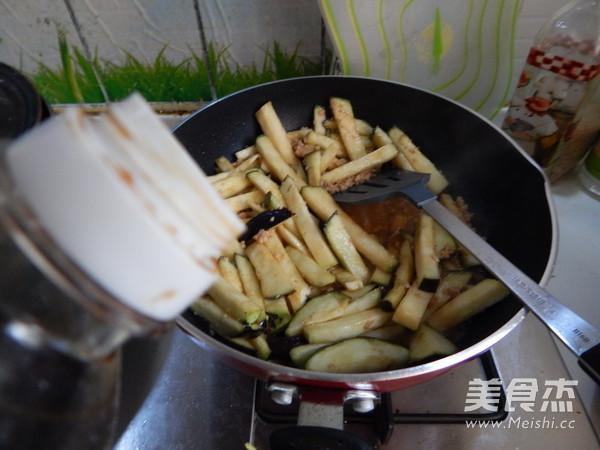 肉末粉丝茄子砂锅煲怎么煸