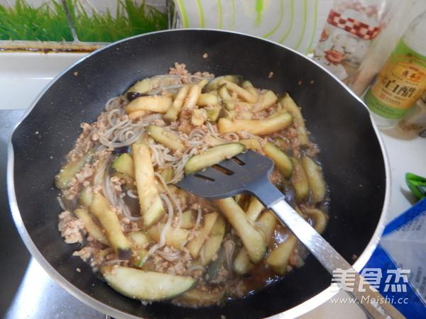 肉末粉丝茄子砂锅煲怎样炒