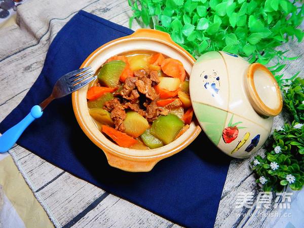 青红萝卜烧羊肉的做法大全