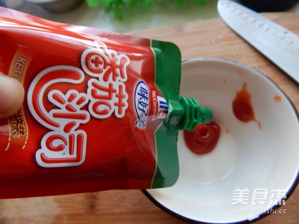 茄汁西葫芦片怎样煸