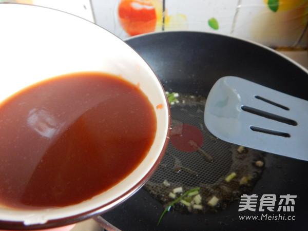 茄汁西葫芦片的制作