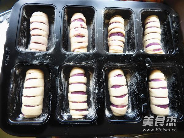 紫薯面包怎样炖