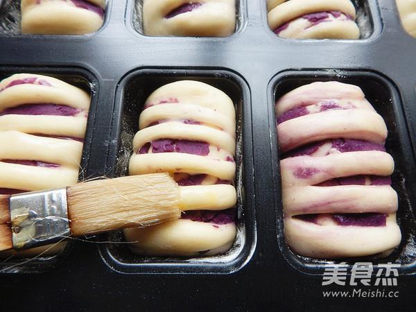 紫薯面包的制作大全