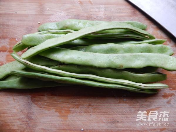 扁豆角炒芋头粉的做法大全
